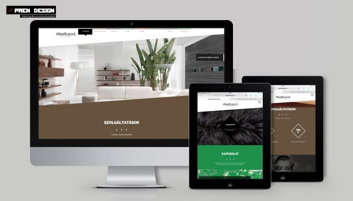 Budapest weboldal készítés – egyedi webfejlesztés