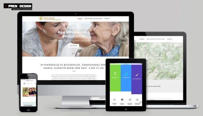 Weboldal készítés – Szombathely