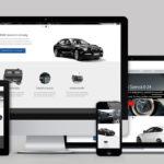 Weboldal készítés autószerviz webdesign