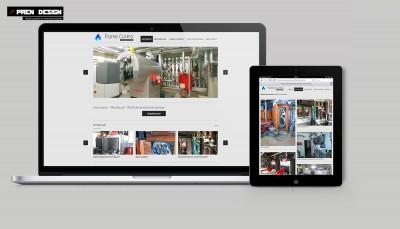 Céges weblap készítés és weblap felújítás