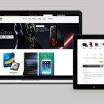 Webshop készítés - számítógép webáruház