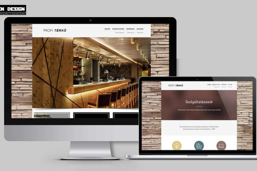 Weblap készítés kisvállalkozásoknak