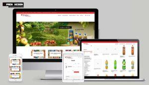 Nagyker webáruház készítés és felújítás