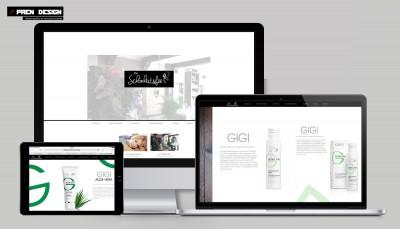 Honlap készítés Kozmetikusoknak
