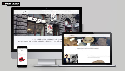 Céges weblap készítés
