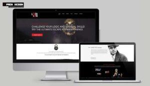 Webdesign tervezés