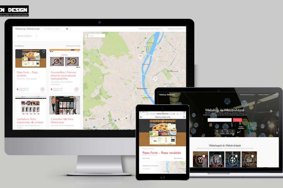 Webfejlesztés és Honlap készítés Dunaújváros