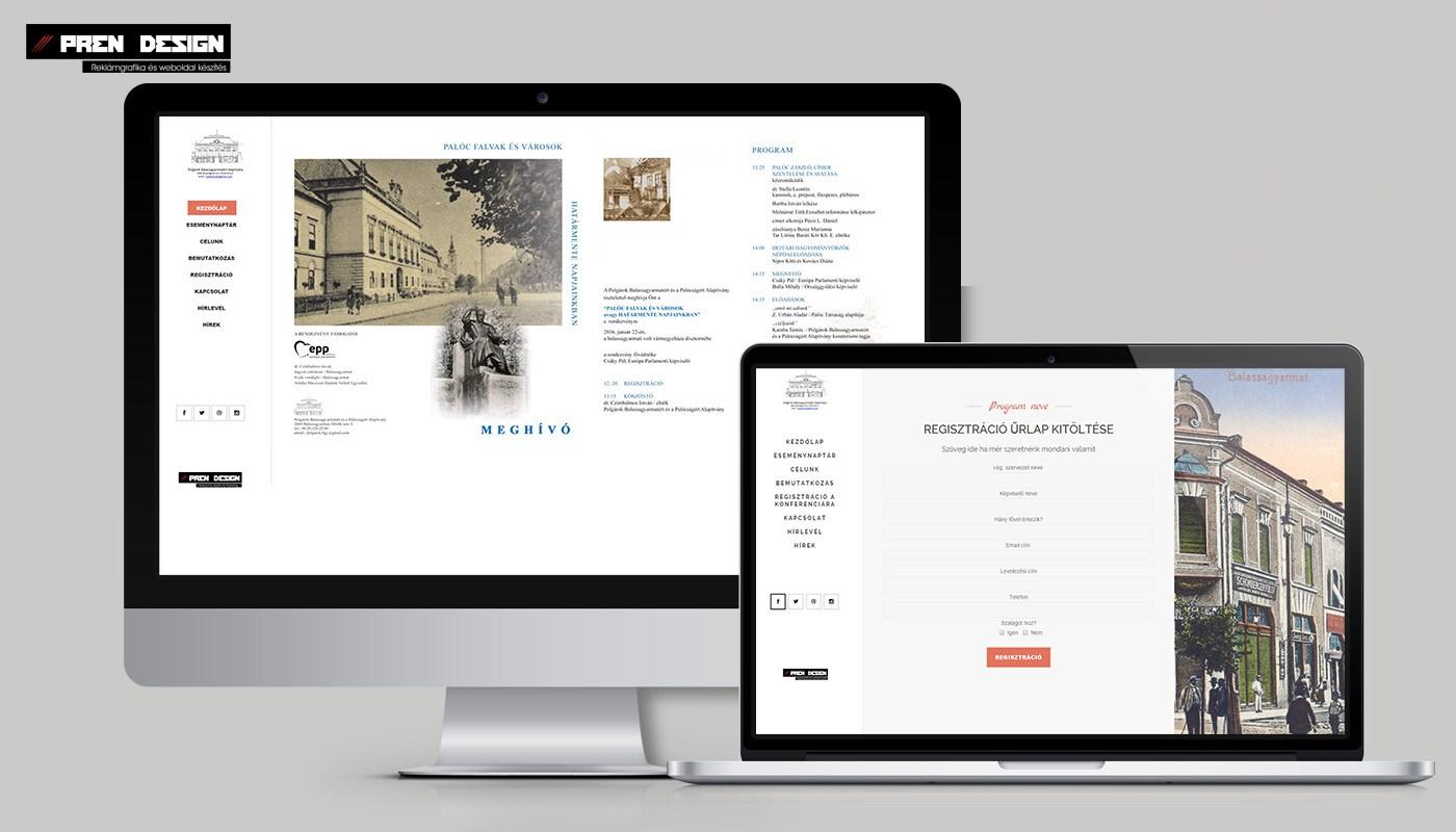 Weblap alapítványoknak – Pályázat céges weblap készítésre