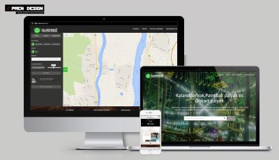 Webfejlesztés – Weboldal készítés támogatás pályázat