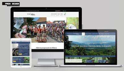 Hotel weboldal készítés