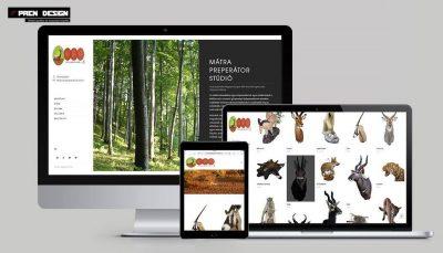 Céges weboldal újratervezés és felújítás