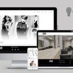 Fodrász weboldal készítés webdesign - Fodrász weboldal sablon