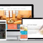 Fogászatoknak weblap készítés