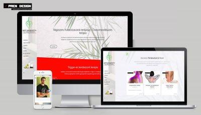Egyedi weblap készítés