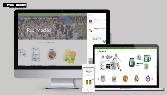 Egyszerű webáruház készítés