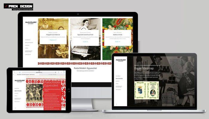 Weblap készítés egyesületeknek – alapítványi weboldal