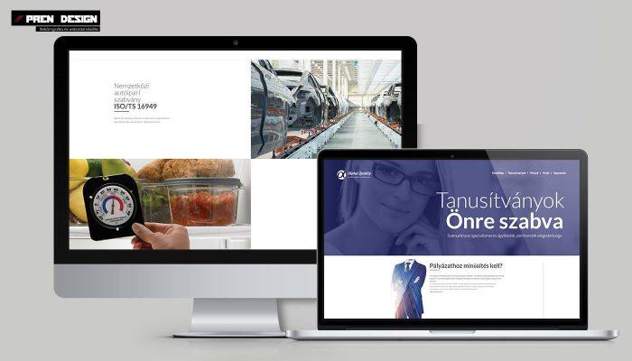 Kecskemét weboldal készítés
