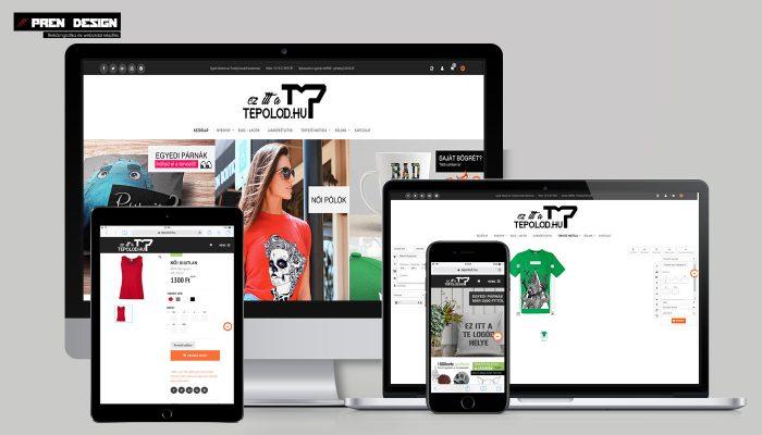 honlap készítés – Veszprém