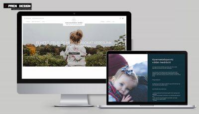 Saját honlap – Coaching weboldal