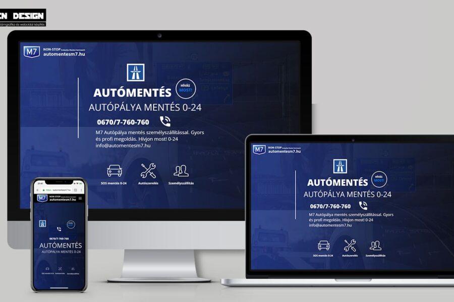 Szeged weboldal készítés
