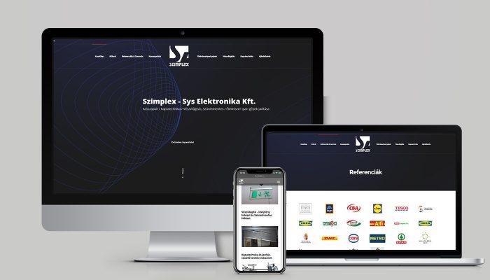 Weboldal készítés Budaörs