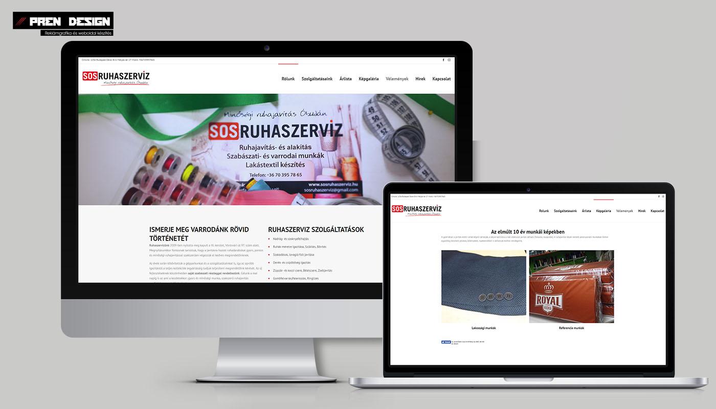 Webfejlesztés Buda – Varroda
