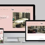 Dortmund weboldal készítés - fodrászat webdesign tervezés