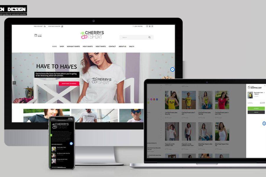 London – Weboldal készítés és webfejlesztés