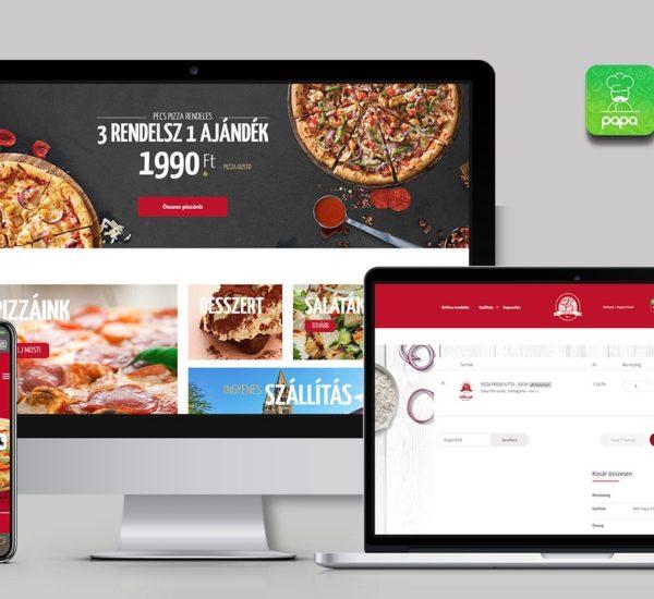 Pécs weboldal készítés és webfejelesztés