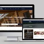 Szállás Weboldal Készítés - Hotel webdesign arculattervezés