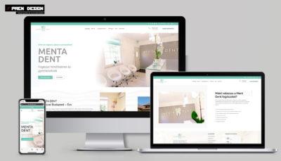 Miskolc weboldal készítés – Céges honlap