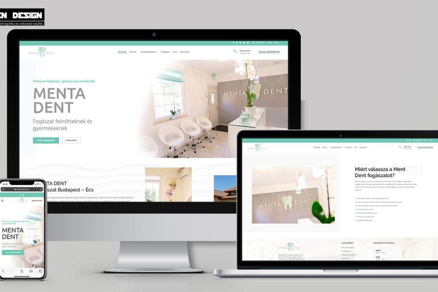 Győr weboldal készítés – Céges honlap