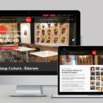 Levesbár Soup Culture Budapest weblap készítés