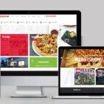 Gyors étterem és Panzió weboldal készítés