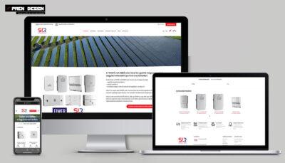 Nagyker webáruház készítés napelem inverterek