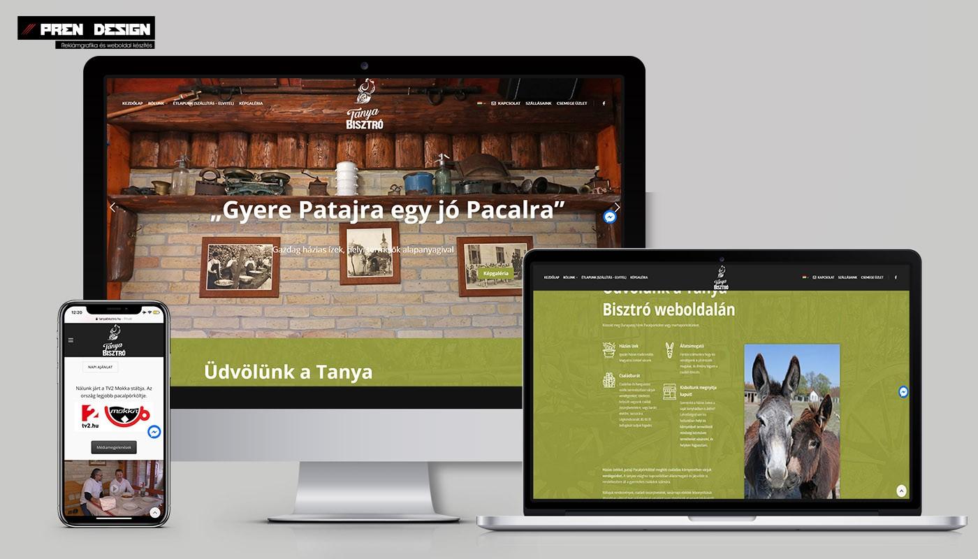 Szekszárd weboldal készítés és honlapkészítés