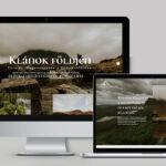 Weblap készítés - Edinburgh – Skócia idegenvezető - Klánok Földjén