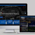 autószerelő weblap webdesign