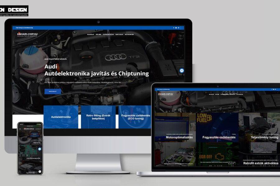Weblap autószerelőknek