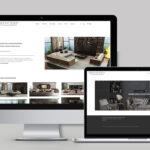 Design Bútorbolt weboldal készítés Debrecen