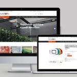 Gyár webáruház készítés és bemutatkozó honlap