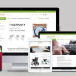 Webshop készítés - Gyógyászati kellékek