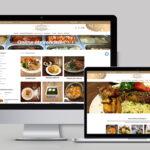 Profi céges weboldal készítés és étterem weboldal