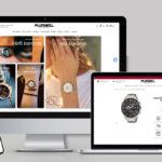 Óra webáruház készítés - ékszer webshop készítés