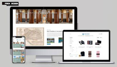 Webáruház készítés termálvíz kozmetikum webshop